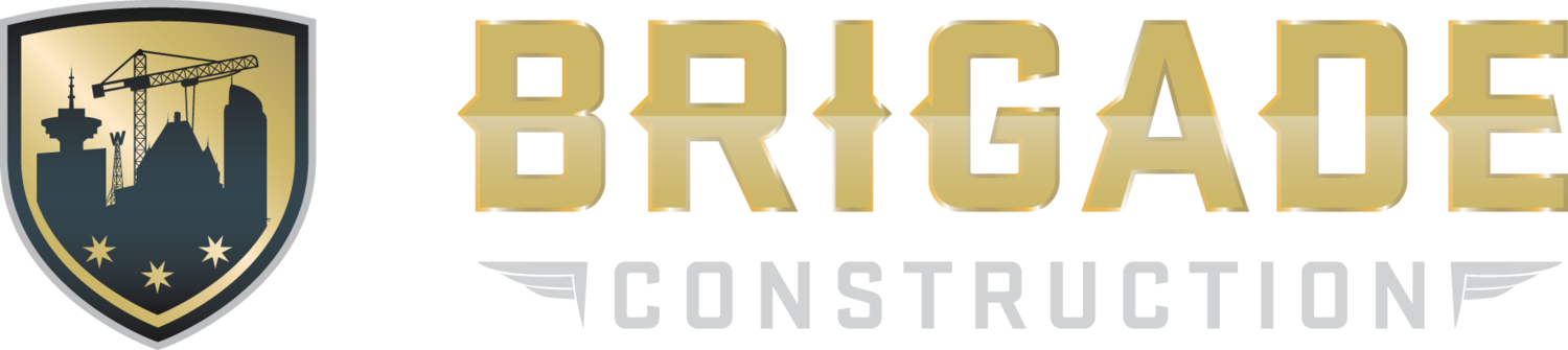 brigade construction logo